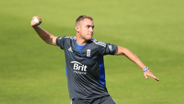 Cricket - Broad wants more of same from England