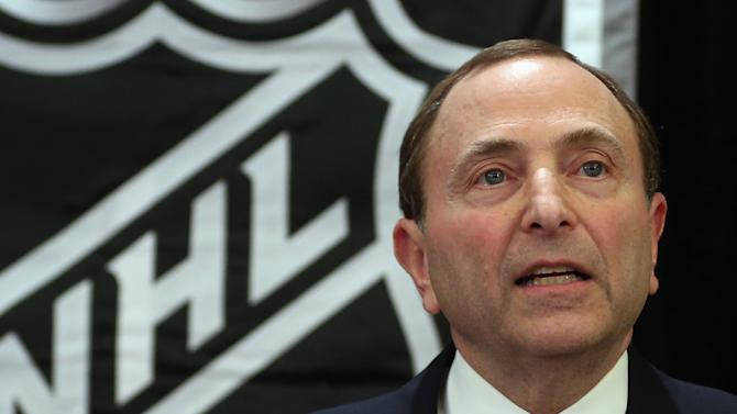 NHL Announces the Start of the 2013 Season