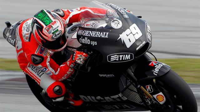 Hayden still a doubt for Misano