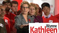Kathleen Wynne is vying to become the next leader of the Ontario Liberal Party and the next premier of Ontario.