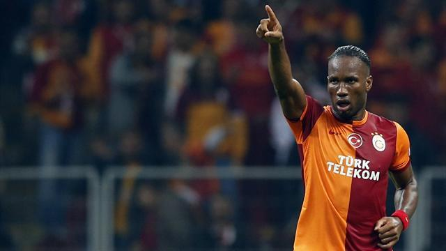 Champions League - Drogba on target as Galatasaray sweep past Copenhagen
