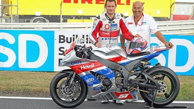 Superbikes - Poole steps up to British Superbikes