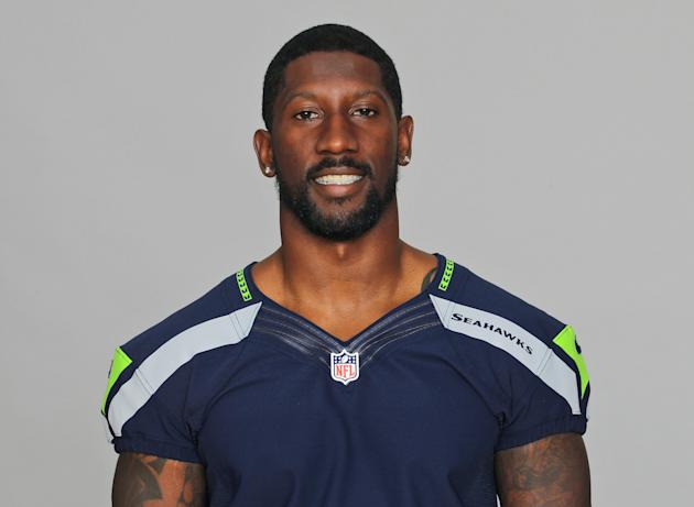 This is a 2012 file photo showing Marcus Trufant of the Seattle Seahawks NFL football team. The Seahawks have signed former cornerback Marcus Trufant, who is expected to announce his retirement from f