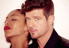 Robin Thicke | Photo Credits: Blurred Lines