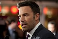 "Actor Ben Affleck attends the premiere of his film ""Argo"" in Washington, DC on October 10. Affleck's latest movie tells the incredible story of Hollywood's role in an attempt to get a group of US diplomats out of Iran during the 1979 hostage crisis"