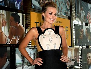 Margot Robbie Talks Wolf of Wall Street Sex Scenes, Auditioning With Leonardo DiCaprio