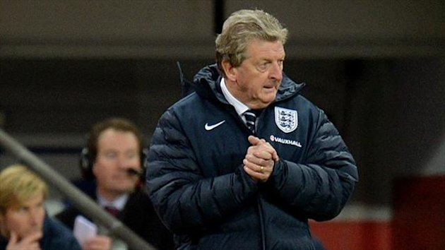 Roy Hodgson hopes England avoid penalty shoot-outs at next year's World Cup