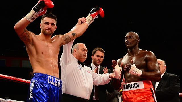 Boxing - Cleverley calls for Bellew rematch after cruiserweight debut
