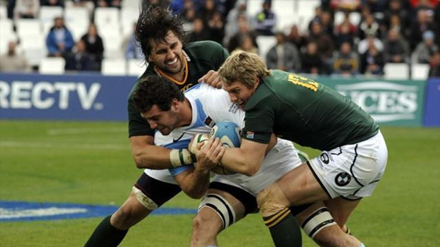 Championship - Quietly confident Springboks aware of challenge against NZ