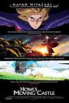 Poster of Howl's Moving Castle