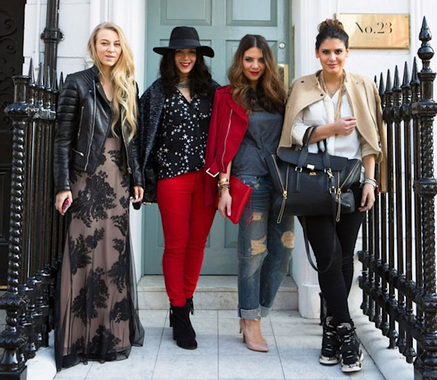 House Of Grazia bloggers