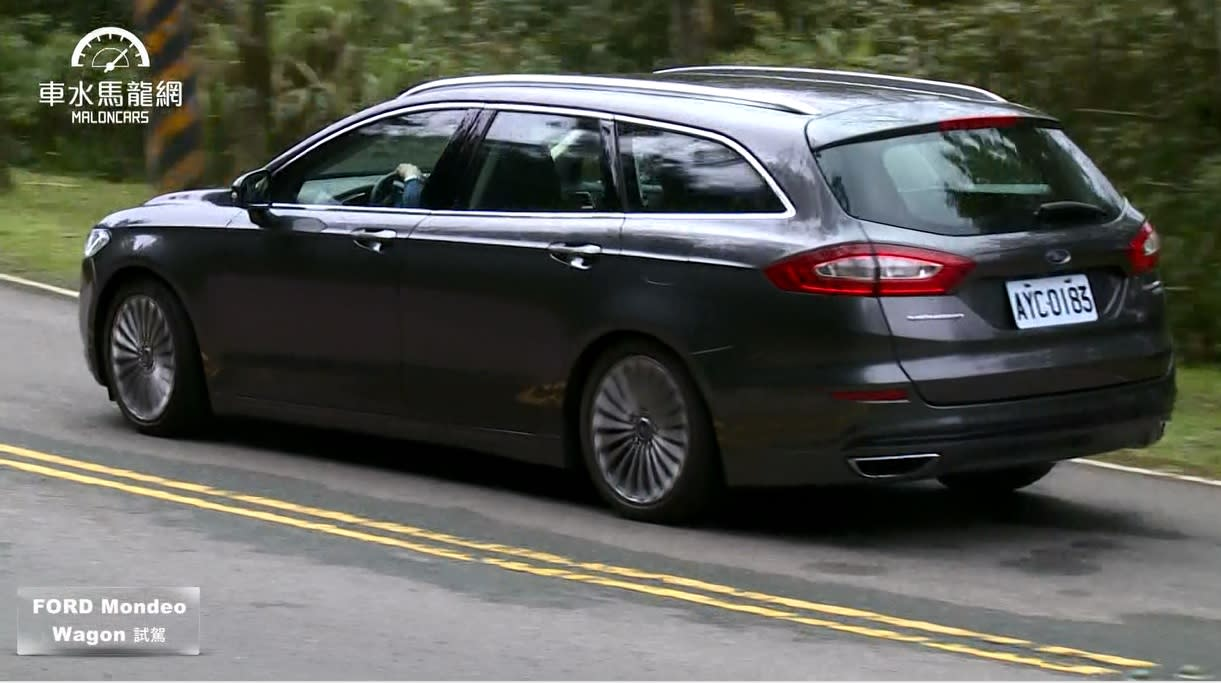 FORD MONDEO WAGON 德系操控美旅-車水馬龍網 邢男試駕