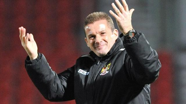 FA Cup - Westley relishing Everton test
