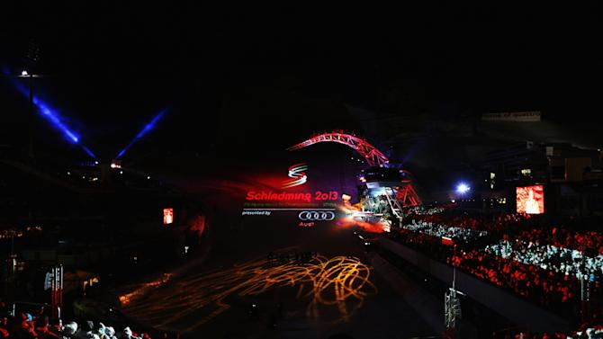 Alpine FIS Ski World Championships - Opening Ceremony