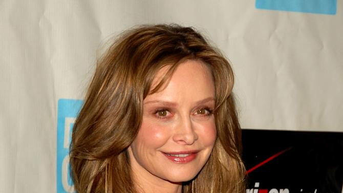 Calista Flockhart arrives at the Peace Over Violence 37th Annual Humanitarian Awards on November 7. 2008 in Beverly Hills, California.