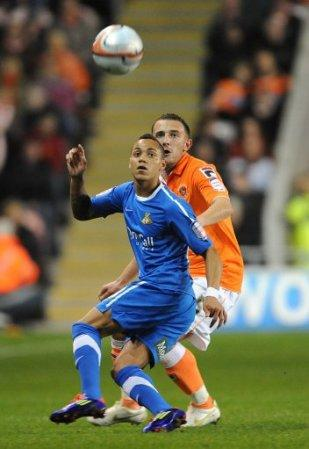Soccer - npower Football League Championship - Blackpool v Doncaster Rovers - Bloomfield Road