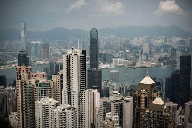"The number of ""FinTech"" start-ups in Hong Kong -- offering technology tailored to the world of finance -- is rising rapidly, taking advantage of the city's position as an industry hub an"