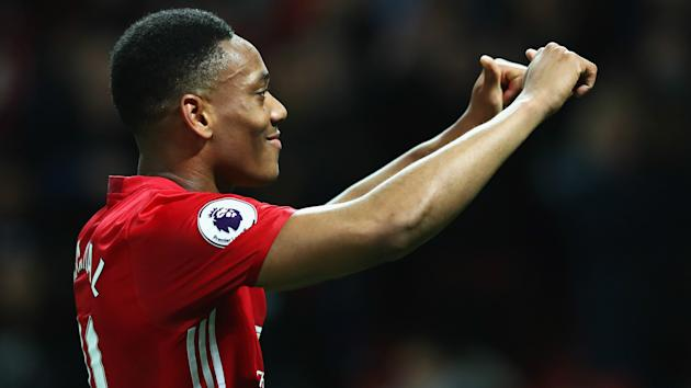 Former Manchester United defender Gary Neville is adamant Anthony Martial still has a future at Old Trafford.