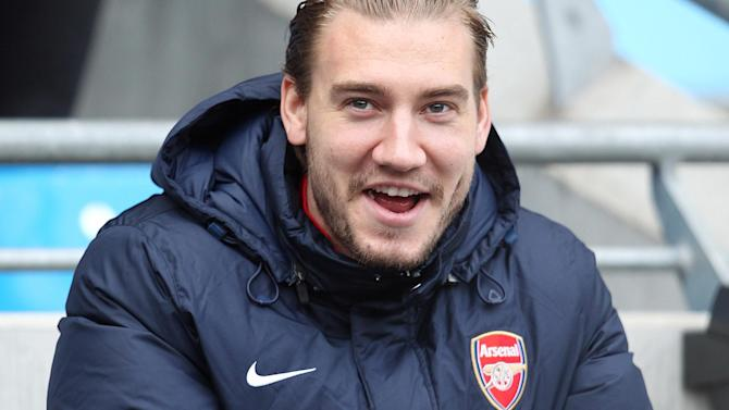 Bundesliga - Bendtner joins Wolfsburg, takes No. 3 shirt