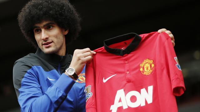 Premier League - Fellaini: I want to be the next Roy Keane