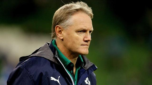 Rugby - Few chances to experiment - Schmidt