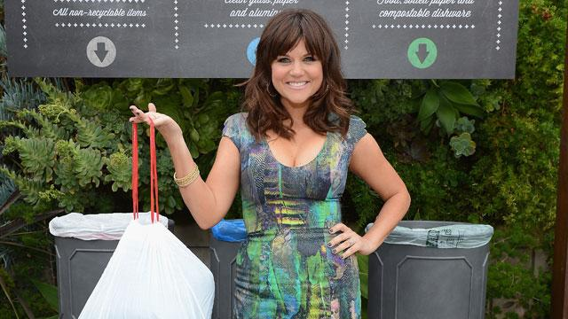 Tiffani Thiessen's Green Dream