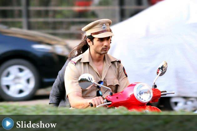 Photos: Shahid's forthcoming film