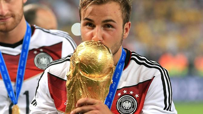 World Cup - Loew's secret message inspired Goetze to eclipse Messi
