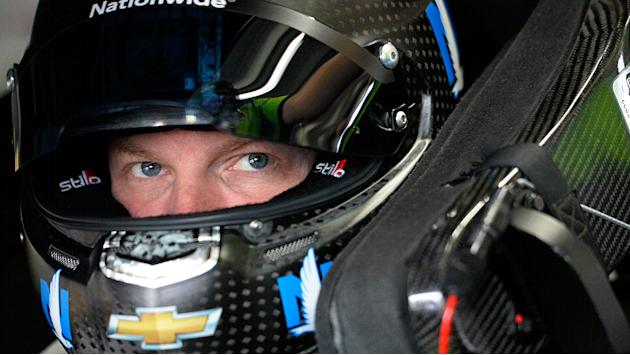 All-Star in-car audio: Earnhardt uses unique analogy for not knowing 'what the f— was going on'