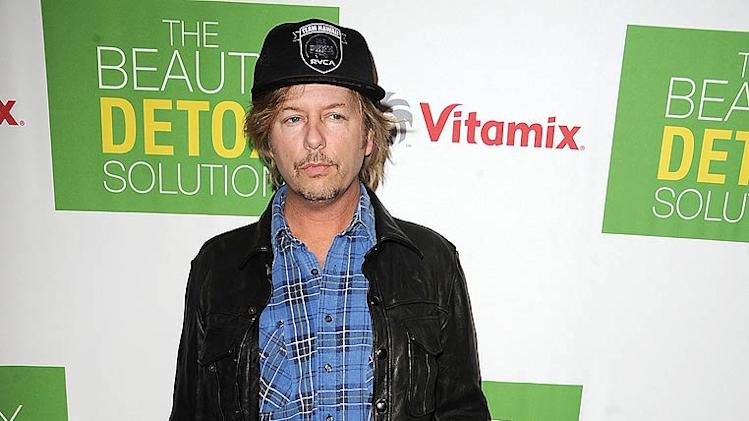 David Spade Beauty Launch