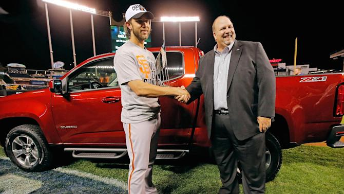 'Chevy Guy' and the awkward World Series moment