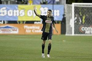 Philadelphia Union 3-1 Chivas USA: Union wins in wet, wild game
