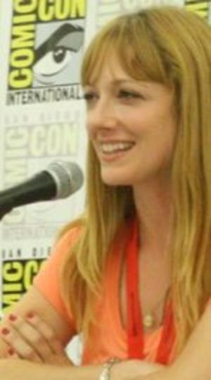 Judy Greer at ComicCon