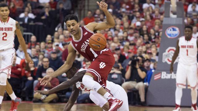 Indiana at 23 Ohio State highlights
