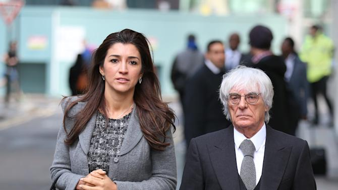F1 Boss Bernie Ecclestone Defends Himself Against Corrupt Payments