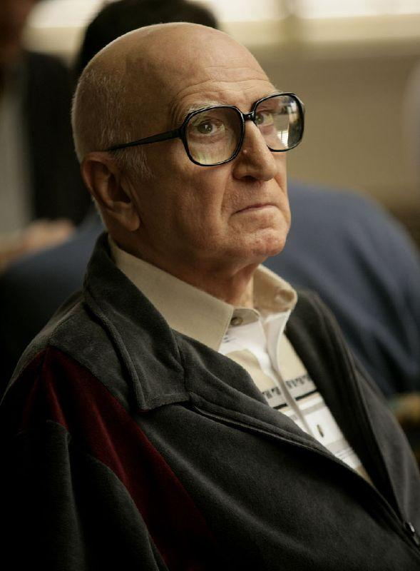 "Dominic Chianese stars as Corrado ""Junior"" Soprano in The Sopranos on HBO."