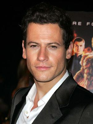Ioan Gruffudd at the New York premiere of 20th Century Fox's Fantastic Four