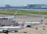 Japan Airlines marked a spectacular return from bankruptcy when its shares soared in early trade after relisting in Tokyo, three years after it became one of the nation's worst ever failures
