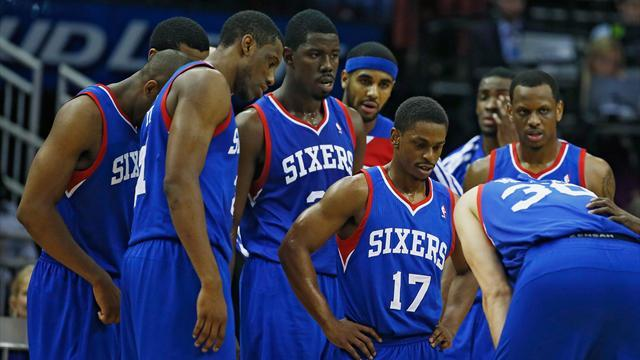 NBA - 76ers able to look beyond dubious loss record