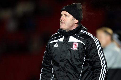 Mark Proctor is hoping his side can go to Nottingham Forest and get a result