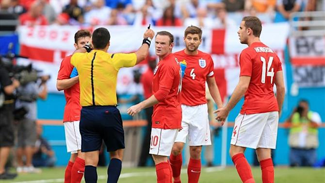 International friendlies - England held by Honduras after lightning delay