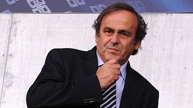 World Cup - Platini: We must expand World Cup to 40 teams