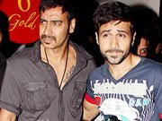 Ajay Devgn and Emraan Hashmi in OUATIMD