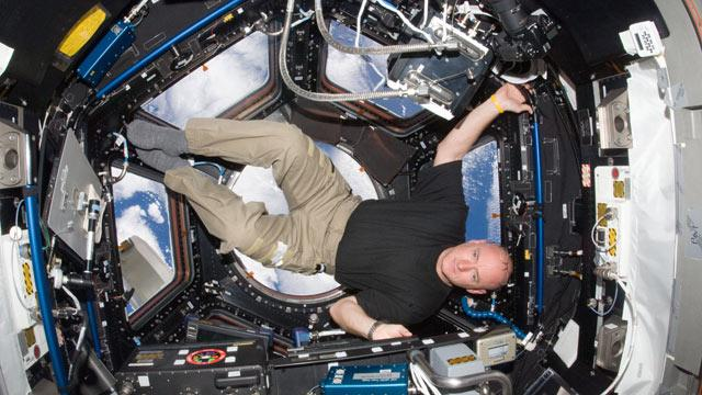Astronaut to Spend a Year in Orbit