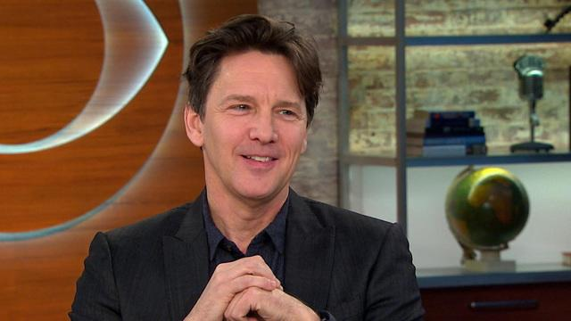 Actor Andrew McCarthy finds his roots in Ireland