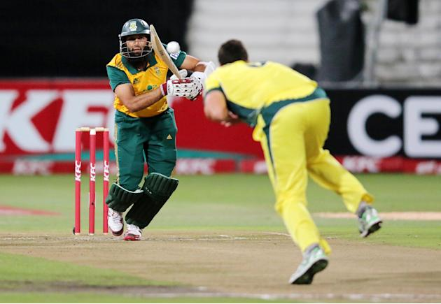 South Africa v Australia - 2nd T20 International