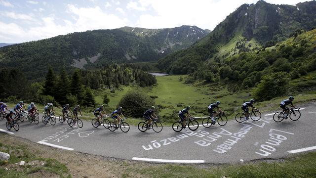 Tour de France - Power data debate heats up at Tour de France
