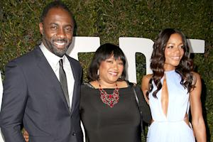 Nelson Mandela's Daughter: 'I'd Call Idris Elba 'Big Daddy' Anytime'