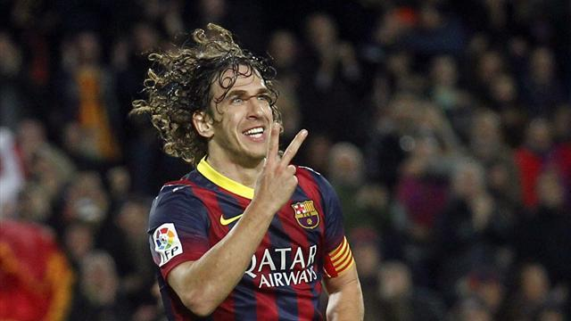 Liga - Puyol confirms Barcelona exit in summer