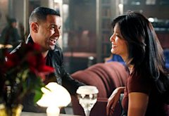John Huertas, Kelly Hu | Photo Credits: Kelsey McNeal/ABC